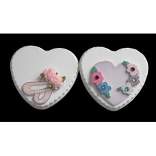 Trinket Boxes /Ballet or Flower /Heart