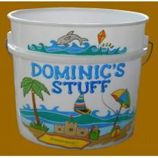"Buckets ""Beach"""