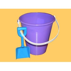 Beach Pails W/Shovel /Small