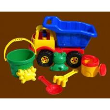 Sand Toys Sets / Dump Truck & Toys