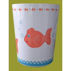 """Fish"" Bins/Trash Cans"