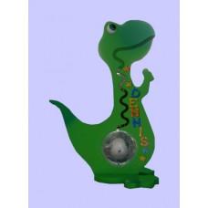 Dino (Green) Big Belly Banks