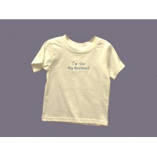 """Big Brother /""""I'm The Big Brother"""" T-Shirts"""