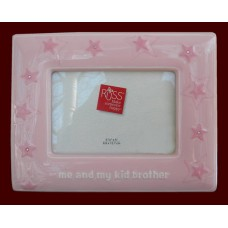 Me And My Kid Brother / Pink Picture Frames
