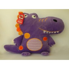 Pillows /Purple Dino