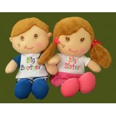 Dolls / Big Brother or Big Sister
