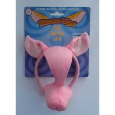 Dress-Up Mask /Piggy