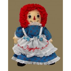 "Raggedy Ann ""Certificate Doll"""