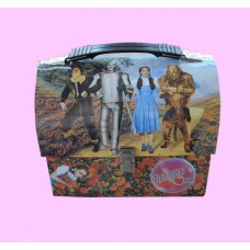 "Treasure Box /Lunch Box: ""Wizard Of Oz"" Tin"