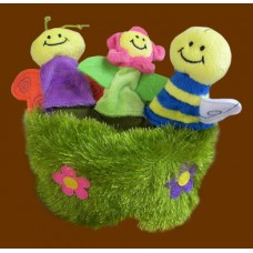 Finger Puppets /Garden Friends