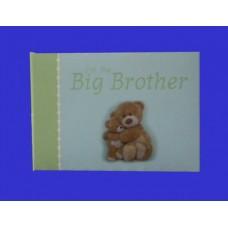 Big Brother Photo Album /Teddy Bears
