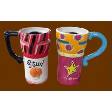 Travel Mugs /Stud Muffin Or It's All Good