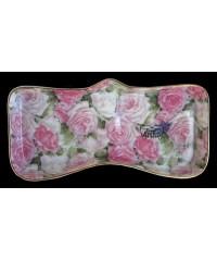 Eyeglass Holders: Pink Floral
