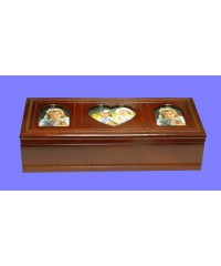 Jewelry Boxes /Cherry