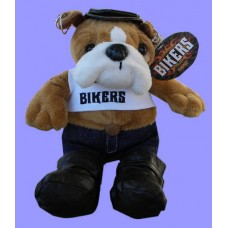 "Bikers /""Biker Bulldogs"" Plush"