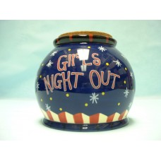 "Storage Jars /""Girls Night Out"""