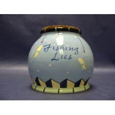 """Storage Jars /""""Fishing Lies"""""""
