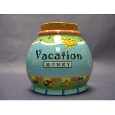 "Storage Jars /""Vacation Money"""