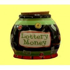 "Storage Jars /""Lottery Money"""