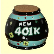 "Storage Jars /""New 401K"""