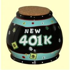 "Storage Jars /""New 401K"""