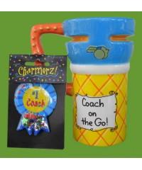Travel Mugs /Coach