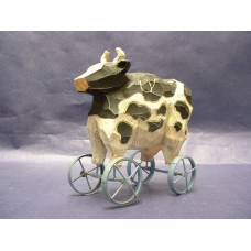 Cows On-Wheels /Rustic