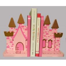 Princess Castle Bookends