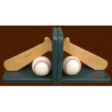 Baseball Bookends
