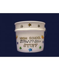 "Buckets ""High School Survival"""