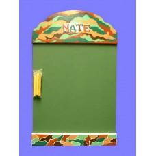 Chalk Boards W/White Header 2