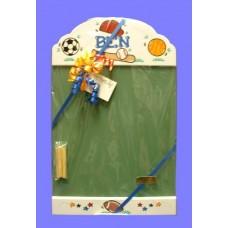 Chalk Boards W/White Header 1