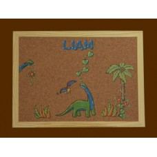 Bulletin Boards /Large Natural /Dinosaurs 1
