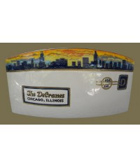 "Ceramic Envelopes: Large /""Skyline"""
