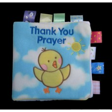 "My First Taggies Book /""Thank You Prayer"""