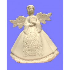 Ceramic Angel Bells