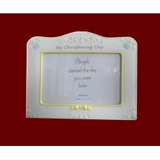 """My Christening Day"" Picture Frames"