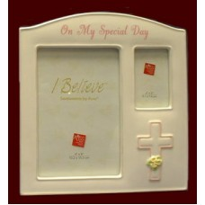 """On My Special Day"" Picture Frames"