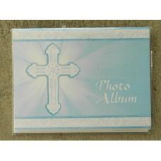 Christening /Soft Flip Album /Blue