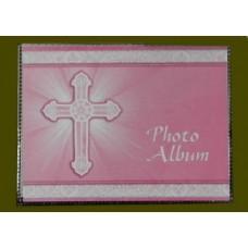 Christening /Soft Flip Album /Pink