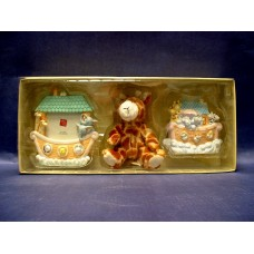Noah's Ark Gift Set /3 Pc.