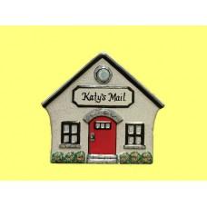 Ceramic Mail-Houses: Large /SAMPLE