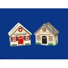 Ceramic Mail-Houses: Small /SAMPLE