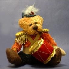 L'il Drummer Bear Plush