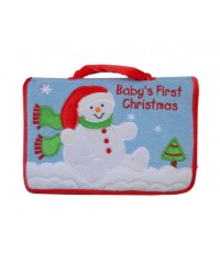 Baby's First Christmas Photo Albums