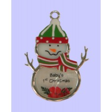 Baby's First Christmas Ornaments 1