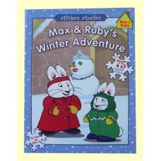 "Books /""Max & Ruby"" Sticker Stories"