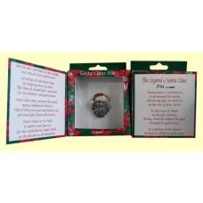 Legend of Santa Claus /Pins /Jewelry