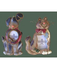 Photo Holder Ornaments /Cat or Dog