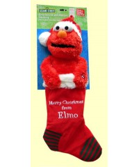 "Christmas Stockings: ""Elmo"" Sound & Motion"